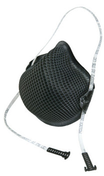 Moldex M2600 Special Ops Series HandyStrap N95 Particulate Respirators, Small (12 CA/BX)