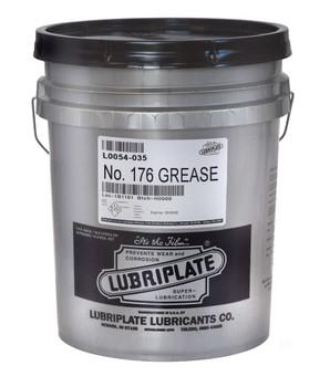 LUBRIPLATE 176 GEAR GREASE, 35 lb., (1 PAIL/EA)