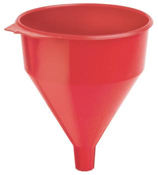 Plews Plastic Funnels, 6 qt, Polyethylene (1 EA/EA)