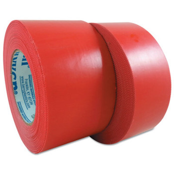 Berry Global 833 Multi-Purpose PE Film Tapes, 48 mm X 55 m, 7.5 mil, Red (24 RL/EA)