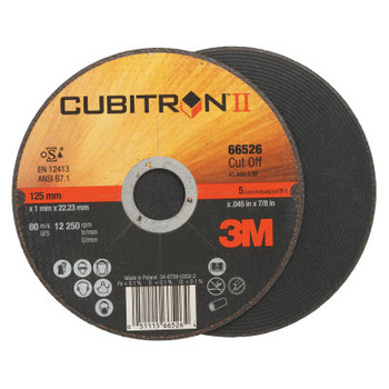 3M Flap Wheel Abrasives, 60 Grit, 12,250 rpm (50 CT/EA)