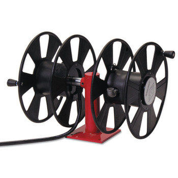 Reelcraft 250 AMP Arc Weld, Dual Weld, Side-by-Side w/out Cable Hose Reel,24ft,150ft Cable (1 EA/EA)