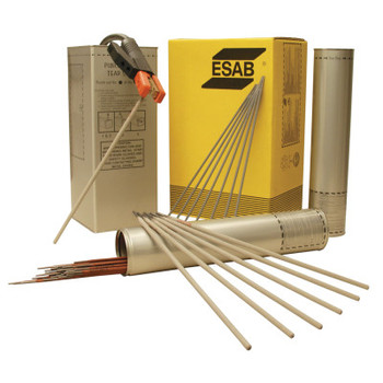 "Esab Welding Stick Electrode, Atom Arc 7018  Acclaim Welding Wires, 3/32"" Dia., 14"" Long (50 LB/CA)"