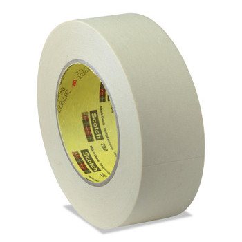 3M Scotch High Performance Masking Tapes 232, 5.15 in X 60 yd (1 RL/CA)
