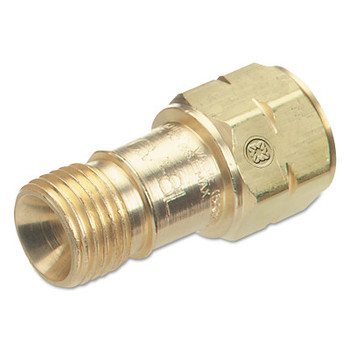 Western Enterprises Check Valves, 1/4 in NPT, Fuel Gas, M/M, LH (1 EA/CA)