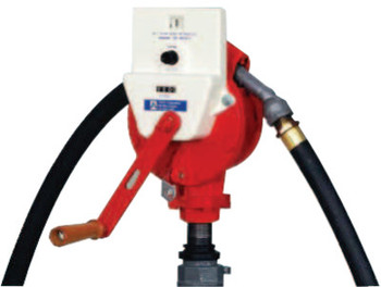 Fill-Rite Rotary Cast Aluminum Hand Pumps, 3/4 in (NPT) (1 EA/CA)