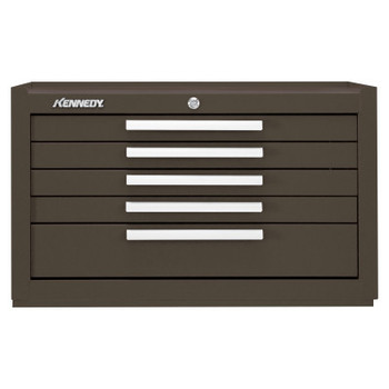 Kennedy Machinists' Chests, 29 in x 20 in x 16 1/2 in, 4872 cu in, Brown (1 EA/CA)