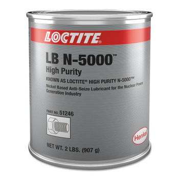 LOCTITE N-5000 High Purity Anti-Seize, 2 lb Can (1 CN/CT)