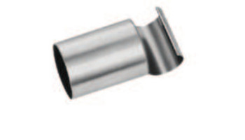 """Master Appliance Rolled Steel 3/4"""" O.D. Shrink Attachment (1 EA/EA)"""