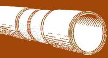 Berry Global Joint Wrap Coatings, 50 ft X 2 in, 50 mil, Black (24 RL/BAG)