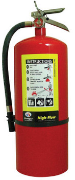 Kidde Oil Field Fire Extinguishers, For Class B and C Fires, 10 1/2 lb Cap. Wt. (1 EA/BAG)