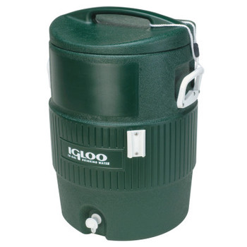 Igloo 400 Series Coolers, 10 gal, Hunter Green (1 EA/EA)