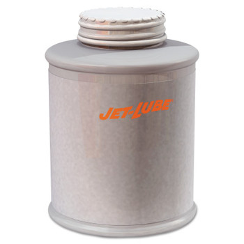 Jet-Lube 550 Nonmetallic Anti-Seize Compounds, 1/4 lb Brush Top Can (24 CA/EA)