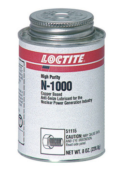 LOCTITE N-1000 High Purity Anti-Seize, 8 oz Can (1 CAN/BOX)
