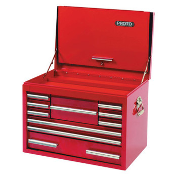 Stanley Products 157 Piece Metric Intermediate Set with Top Chest, Steel, Red (1 SET/EA)