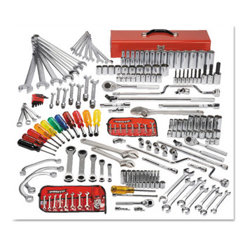 Stanley Products 194 Pc Master Socket & Wrench Sets (1 ST/EA)
