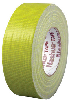 Berry Global Nuclear Grade Duct Tapes, Yellow, 2 in x 60 yd x 11 mil, 398N (24 RL/BOX)