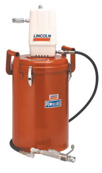 Lincoln Industrial Series 20 High Pressure Portable Grease Pumps, 25-30 lb.; 60 lb Bulk (1 EA/EA)