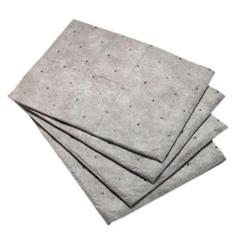3M High-Capacity Maintenance Sorbent Pads, Absorbs .375 gal, 16.1 in x 21.9 in (100 CS/BX)