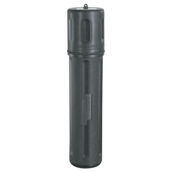 K.I.W.O.T.O. Inc. Polyethylene Canisters, For 14 in Electrode, Black (1 EA/BOX)