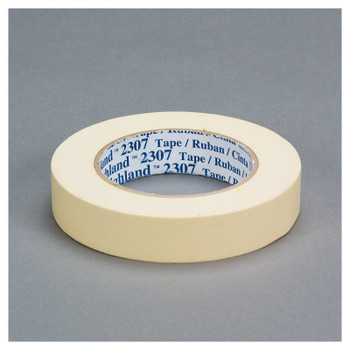 3M 2307 Masking Tapes, 1.88 in x 60.14 yd, Beige (1 ROL/EA)