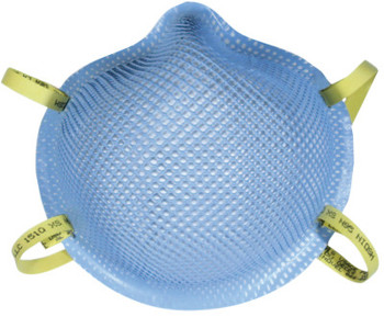Moldex 1500 Series N95 Healthcare Particulate Respirators and Surgical Masks, Sm (20 BOX/EA)