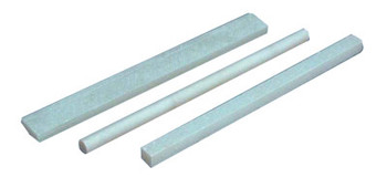 Markal Soapstone Markers, Square, 1/4 in x 5 in, White (1 EA/EA)