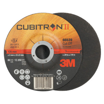 3M Flap Wheel Abrasives, 36 Grit, 12,250 rpm (50 CT/EA)