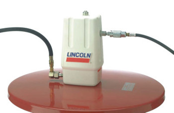 Lincoln Industrial Double Acting, Air Operated Pumps, 400 lb, 50:1 (1 EA/BX)