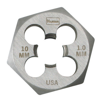 Stanley Products Hexagon Metric Dies (HCS) (5 EA/BOX)
