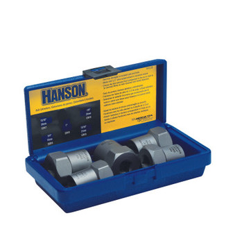 Stanley Products 5-pc Lugnut Specialty Sets, 1/2 in Drive, Carbon Steel (1 SET/EA)