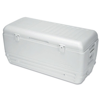 Igloo Marine Quick & Cool Ice Chests, 150 qt, White (1 EA/BOX)