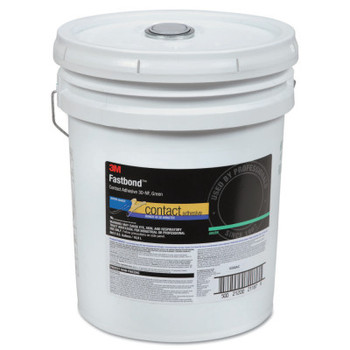 3M FastBond Contact Adhesive 30NF, 5 gal, Pail, Neutral (5 PA/BOX)