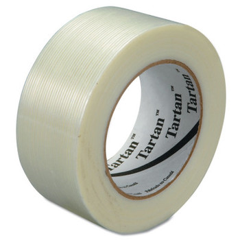 3M Filament Tapes 8934, 48 mm X 60 yd, 55 mil, Clear (1 EA/EA)