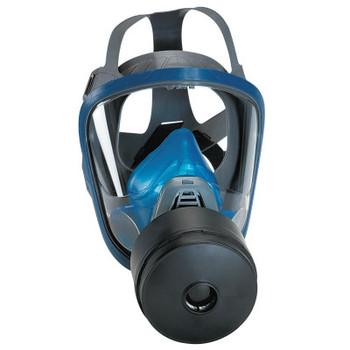 MSA Chin-Type Gas Masks, Medium (1 EA/EA)