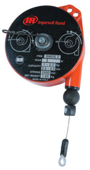 Ingersoll Rand Medium Duty Balancers, 13.2 lb - 17.6 lb, 6.5 ft Cable (1 EA/BX)