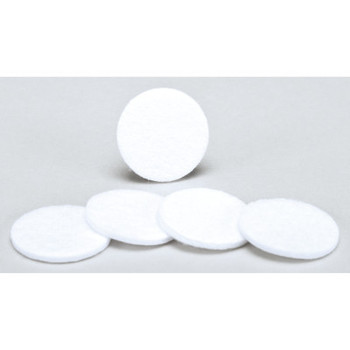 MSA Replacement Dust Filters, Digital Pump Filter, 3/4 in Dia., For Altair 5X (5 PK/EA)