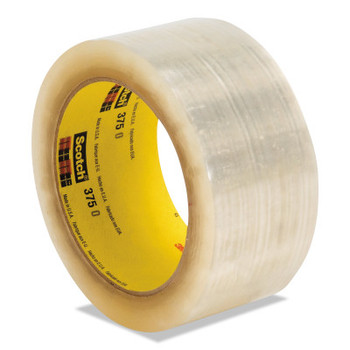 3M 3M Industrial 021200-72406 Scotch High Performance Box Sealing Tapes 375 (1 RL/EA)