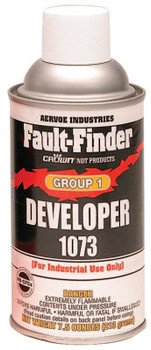 Aervoe Industries FAULT FINDER DEVELOPER1079 (12 CAN/ST)