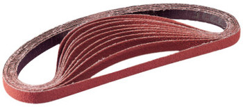 3M Cloth Belts 777F, 1/2 in X 18 in, 40 (200 CA/CA)
