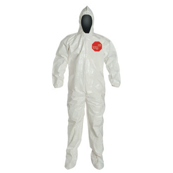 DuPont (CA/12) TYCHEM SL COVERALL (1 CA/EA)