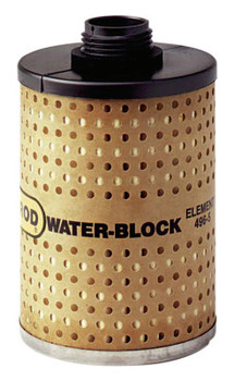 Goldenrod 56610 WATER-BLOCK FUEL FILTER W/TOP CAP (1 EA/BX)