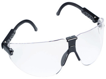 3M Lexa Safety Eyewear, Gray Polycarbonate Anti-Fog Hard Coat Lenses, Nylon Frame (10 BX/EA)