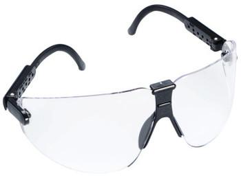 3M Lexa Safety Eyewear, Gray Polycarbonate Anti-Fog Hard Coat Lenses, Nylon Frame (10 BX/EA)
