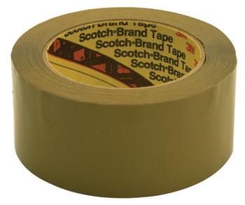 3M 3M Industrial 021200-72401 Scotch High Performance Box Sealing Tapes 375 (36 RL/CA)