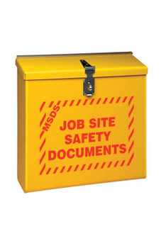 Brady MSDS/Job Site Center (1 EA/EA)