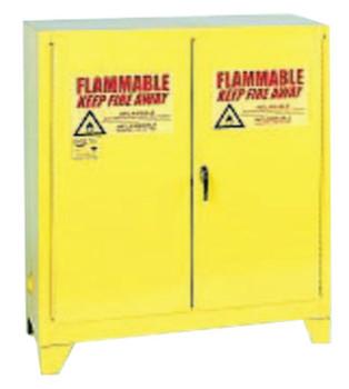 Eagle Mfg Flammable Liquid Storage, Self-Closing Cabinet, 30 Gallon (1 EA/EA)