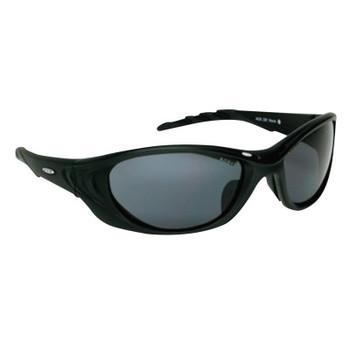 3M Fuel 2 Safety Eyewear, Gray Lens, Anti-Fog, Hard Coat, Black Frame, Nylon (1 EA/CA)