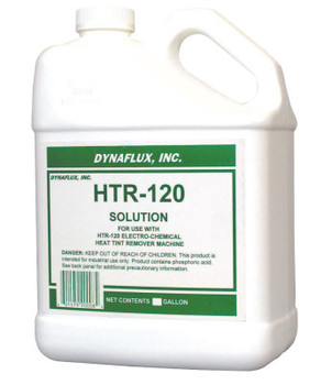 Dynaflux Ultra Brand HTR120 Solutions, 1 Gallon Container, Clear (1 EA/EA)