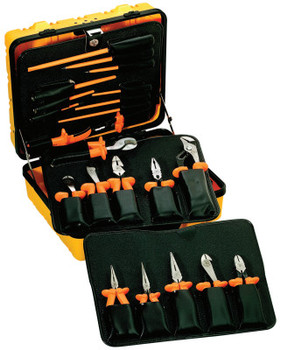 Klein Tools 22 Piece General-Purpose Insulated-Tool Kits (1 KIT/CA)